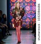 new york  ny   february 12 ...   Shutterstock . vector #1032086686