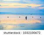 fishing  fisherman  nusa dua ...   Shutterstock . vector #1032100672
