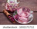 Clover Flower Tea In The Almos...
