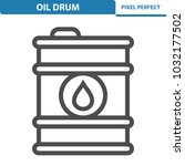 oil drum icon. professional ... | Shutterstock .eps vector #1032177502