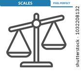 scales icon. professional ...   Shutterstock .eps vector #1032208132