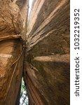 brown beige wet texture | Shutterstock . vector #1032219352