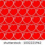 raster illustration. seamless... | Shutterstock . vector #1032221962