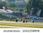 sliac  slovakia august. 26.... | Shutterstock . vector #1032258898