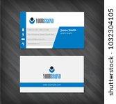 vector abstract creative... | Shutterstock .eps vector #1032304105