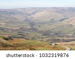british hill countryside edale | Shutterstock . vector #1032319876