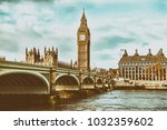 Buildings Of Parliament With...