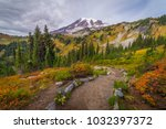 the breathtaking views of the... | Shutterstock . vector #1032397372