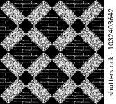 abstract brick wall seamless... | Shutterstock .eps vector #1032403642