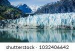 Close Up Of Margerie Glacier...