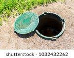opened unsecured sewer manhole...