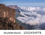 the mount roraima  venezuela | Shutterstock . vector #1032454978
