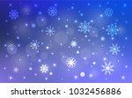 light pink  blue vector layout... | Shutterstock .eps vector #1032456886