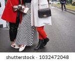 milan  italy   february 24 ...   Shutterstock . vector #1032472048