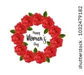women day label | Shutterstock .eps vector #1032479182