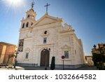 isla cristina  spain. circa... | Shutterstock . vector #1032664582
