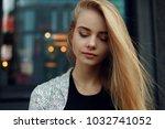people  beauty  fashion ... | Shutterstock . vector #1032741052
