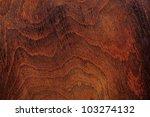 old rich wood grain texture | Shutterstock . vector #103274132