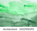 hand drawn watercolor texture. | Shutterstock . vector #1032900292