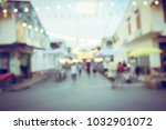 vintage tone blurred defocused... | Shutterstock . vector #1032901072