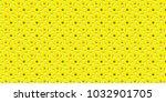 smileys wallpaper pattern in... | Shutterstock . vector #1032901705