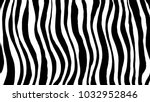 zebra print  animal skin  tiger ... | Shutterstock .eps vector #1032952846