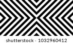 seamless pattern with striped... | Shutterstock .eps vector #1032960412