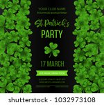 Saint Patrick S Day Poster With ...