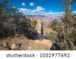views of the south rim of the...   Shutterstock . vector #1032977692