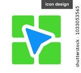 online geolocation unit icon