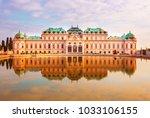amazing  view of famous schloss ...   Shutterstock . vector #1033106155