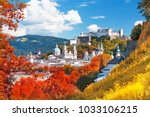 beautiful scenic view on... | Shutterstock . vector #1033106215