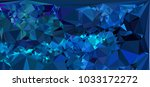 low polygonal mosaic layout for ...   Shutterstock .eps vector #1033172272