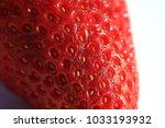 Strawberry Isolated On White....
