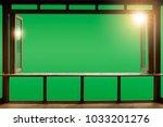 beautiful cafe style minimal... | Shutterstock . vector #1033201276