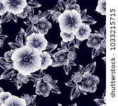 abstract elegance seamless... | Shutterstock . vector #1033215715