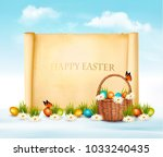 happy easter background. easter ...