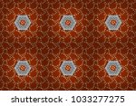 seamless pattern floral pattern.... | Shutterstock . vector #1033277275