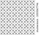 vector seamless pattern.... | Shutterstock .eps vector #1033367746