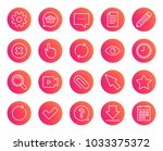 document  time and calendar... | Shutterstock .eps vector #1033375372