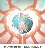 international day for tolerance ... | Shutterstock . vector #1033400275