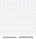 abstract geometric pattern with ... | Shutterstock . vector #1033431496
