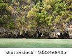 thailand  phuket  2017  ... | Shutterstock . vector #1033468435