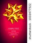 abstract design template... | Shutterstock .eps vector #1033477522