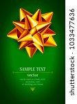 abstract design template... | Shutterstock .eps vector #1033477636
