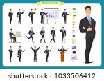 people character business set... | Shutterstock .eps vector #1033506412
