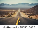 classic panorama view of an... | Shutterstock . vector #1033510612