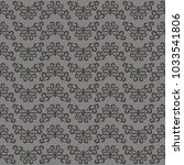 seamless pattern for decoration ... | Shutterstock .eps vector #1033541806