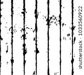 abstract grunge grid stripe... | Shutterstock .eps vector #1033560922