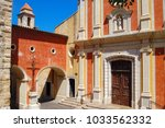 Church of the Immaculate Conception in the old part of Antibes - Cote d
